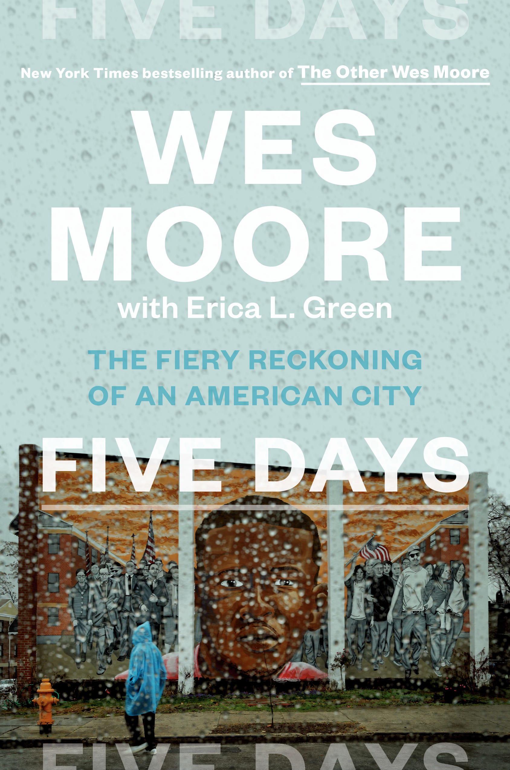 Five Days: The Fiery Reckoning of an American City - Book Cover Image